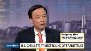 News video: U.S. and China Start Next Round of Trade Talks