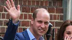News video: Prince William Leaving Royal Wedding Early?