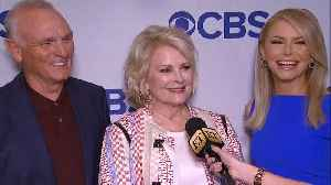 News video: Candice Bergen Says 'Murphy Brown' Revival Will Bring 'Fact-Based News' Back Into Fashion (Exclusive)