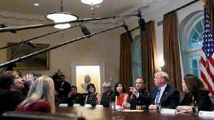 Trump Calls Some Immigrants 'Animals' in Roundtable