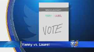 Science Can Explain Why Some Hear Laurel, Others Hear Yanny [Video]