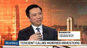 News video: Tencent Surges as Record Profit Eases Margins Concerns