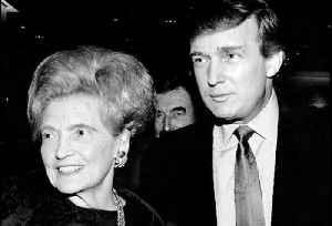 News video: President Trump Talks About His Mom On Mothers Day