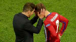 News video: Simeone relaxed on Griezmann future