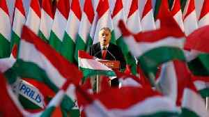News video: Hungary Is the Role Model for Authoritarianism's Comeback