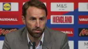 News video: Southgate: Alexander-Arnold is ready