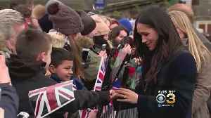 News video: Meghan Markle Isn't The 1st American Woman To Go From Hollywood To Royalty