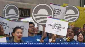 News video: Chicago Plan Commission To Vote On Obama Presidential Center Plans