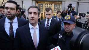 News video: Cohen Reportedly Solicited Money From Qatari Government