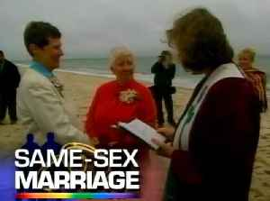 News video: WBZ Archive: Massachusetts Legalizes Same Sex Marriage