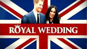 News video: The Royal Wedding: Shay Ryan's royal excursion to see Prince Harry & Meghan Markle's wedding