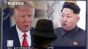 News video: N.Korea Bashes Donald Trump And Administration