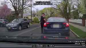 News video: School Board Member Calls Police Chief 'Skinhead' During Traffic Stop