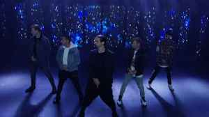News video: The Backstreet Boys Release New Song, Video
