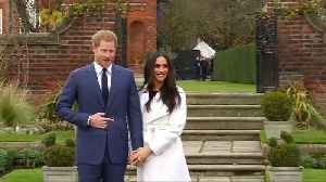 News video: Meghan Markle's Royal Wedding Rules From the Dress, to the Bouquet and the Kiss!