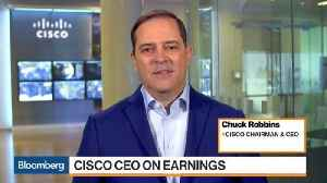 News video: Cisco CEO Says Overall Strategy Is Working