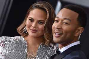 News video: The Baby Is Here! Chrissy Teigen and John Legend Welcome Second Child