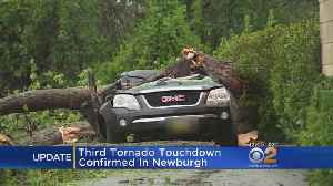 News video: Third Tornado Touchdown Confirmed In Newburgh
