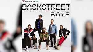 News video: Backstreet Boys Debut New Single 'Don't Go Breaking My Heart' — Their First Release in 5 Years!