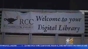 News video: Riverside City College Students, Employees Urged To Get TB Test