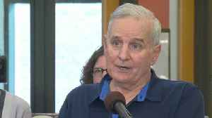 News video: Dayton Swiftly Vetoes Tax Bill, Insists He's Willing To Compromise