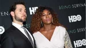 News video: Serena Williams Reveals Why Dad Didn't Walk Her Down The Aisle