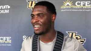 News video: Video: UCF freshman RB Cordarrian Richardson talks about transition to college football