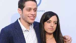News video: Pete Davidson confirmed his breakup with Cazzie David in a very low-key way, and honestly, we're bummed