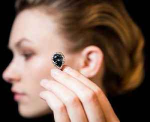 News video: Farnese Blue Diamond Sells for $6.7 Million