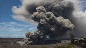 News video: Hawaii's Kilauea Volcano Explodes