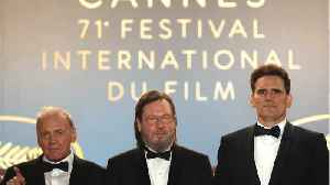 News video: Hundreds Of People Walk Out Of Lars Von Trier's Premier Screening