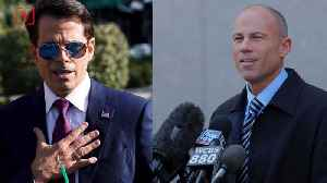 News video: Report: Scaramucci and Avenatti Show Pitched to MSNBC and CNN