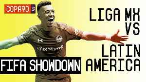 News video: Is Liga MX The Most Exciting League in Latin America? - FIFA Showdown | Ep. 9