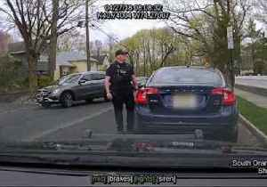 News video: New Jersey School Official Caught on Camera Calling Police Chief 'Skinhead'