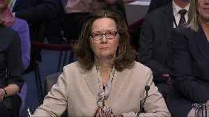 News video: Senate Confirms Gina Haspel as First Female CIA Director