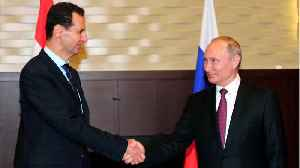 News video: Syria's Assad Visits Putin In Sochi For Talks On Syria