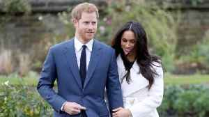 News video: Prince Harry's Marriage to Meghan Markle Has a Big Price Tag