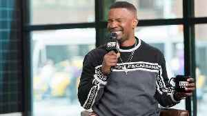 News video: Jamie Foxx On 'Off Scripts'