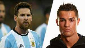 News video: ISIS THREATENS to BEHEAD Lionel Messi & Cristiano Ronaldo At 2018 World Cup!