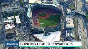 News video: Red Sox President on Fenway Technology, Liverpool Football, Sports Betting