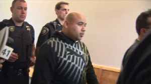 News video: New York Officer Accused of Sexual Misconduct While on Duty