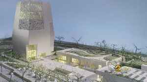 News video: Obama Center Clears Another Hurdle