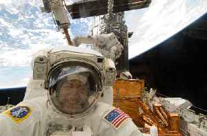 News video: Former NASA Astronaut: Commercial Space Travel Is Ten Years Away