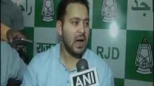 News video: Tejasvi Yadav will present claim form the government in Bihar on the lines of Karnataka
