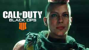 News video: Call of Duty: Black Ops 4 - Power In Numbers Cinematic