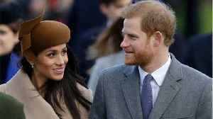 News video: Prince Harry And Meghan's Historical  Wedding Site