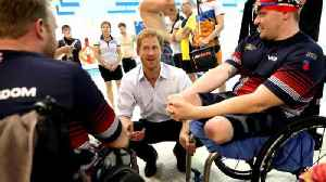 News video: Invictus Games chairman on Prince Harry and Meghan Markle