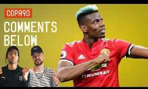 News video: Pogba Spoils Man City's League Party! | Comments Below