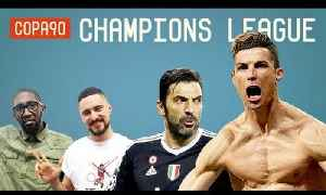 News video: Ronaldo Sinks Juventus' Hopes Of Champions League Glory | Champions League Show