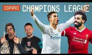 News video: Is it Ronaldo vs Salah for UCL title & Ballon d'Or? | Champions League Show